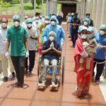 Coronavirus hospital support staff