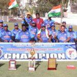 Indian Wheelchair Cricket Team